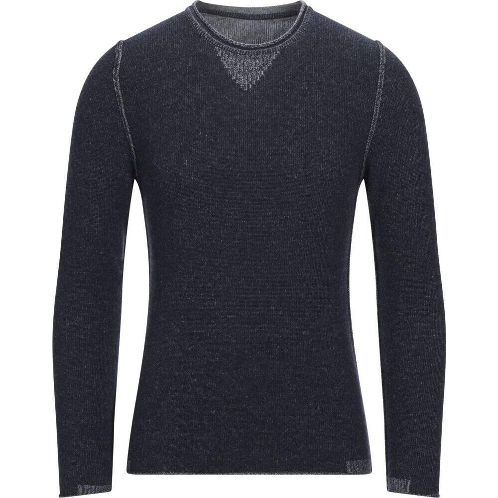 メイン メンズ トップス 大規模セール ニット セーター blue Sweater サイズ交換無料 毎日がバーゲンセール Dark MEIN