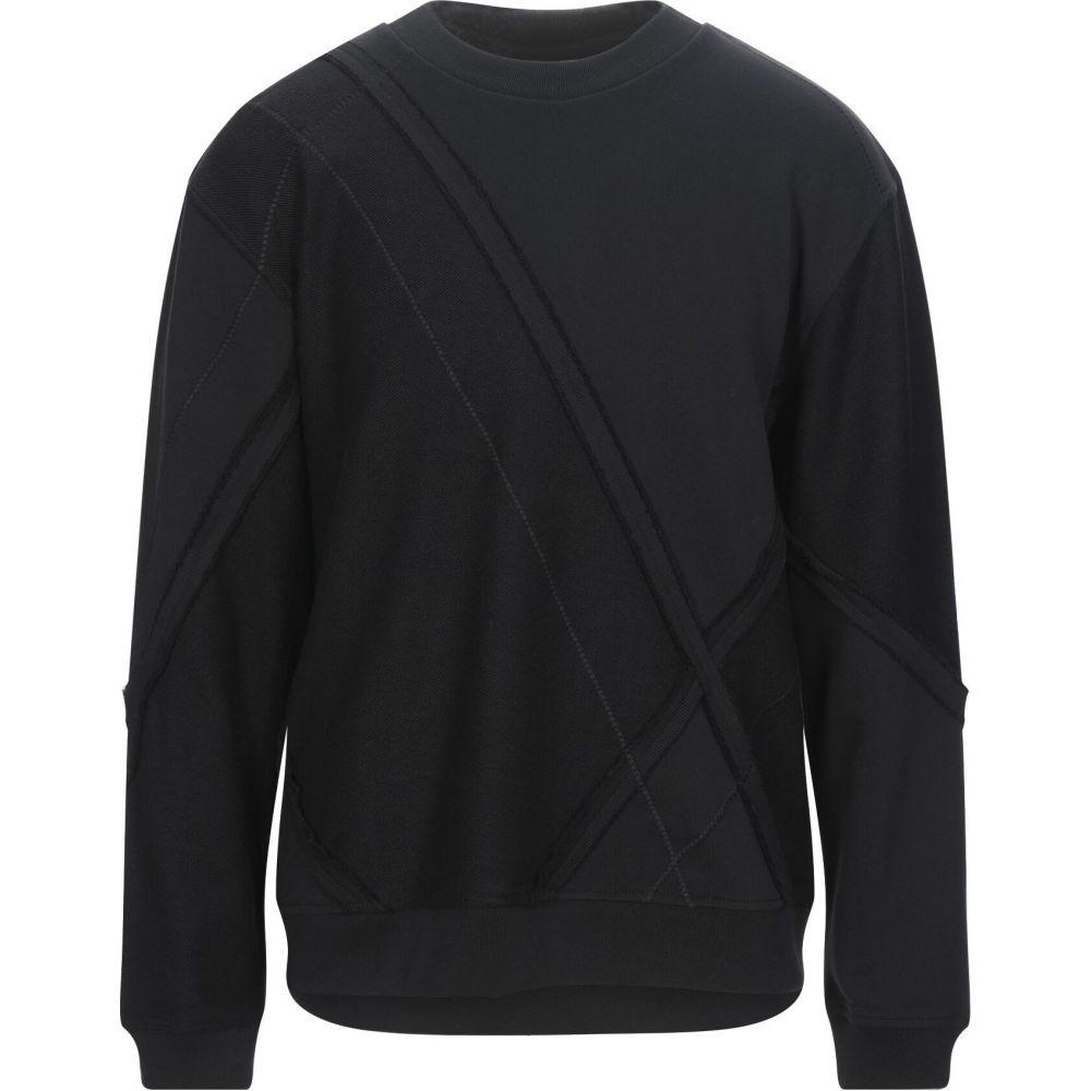 スリーワン フィリップ リム 3.1 PHILLIP LIM メンズ スウェット・トレーナー トップス【sweatshirt】Black