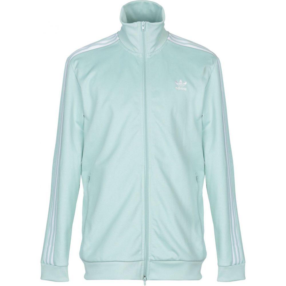 アディダス ADIDAS ORIGINALS メンズ スウェット・トレーナー トップス【sweatshirt】Light green