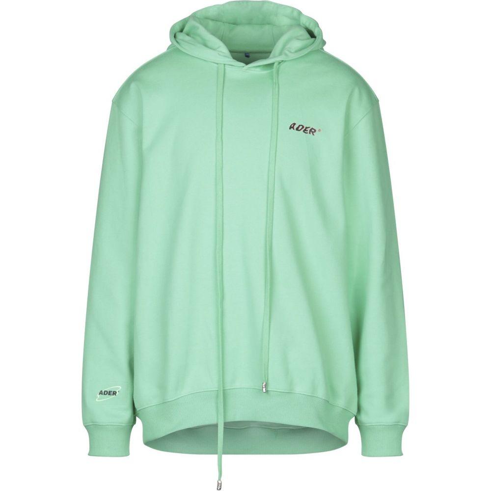 アーダーエラー ADER ERROR メンズ スウェット・トレーナー トップス【sweatshirt】Light green