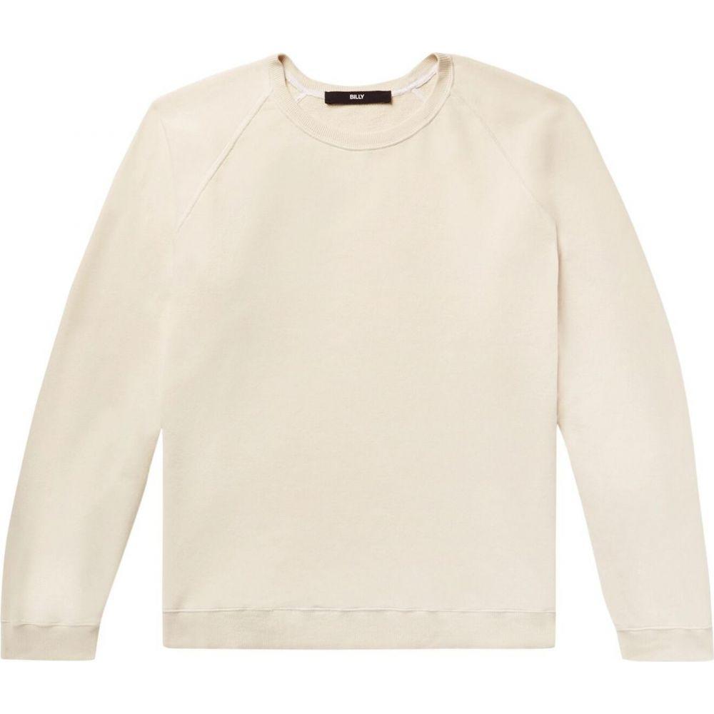 ビリー BILLY メンズ スウェット・トレーナー トップス【sweatshirt】Ivory