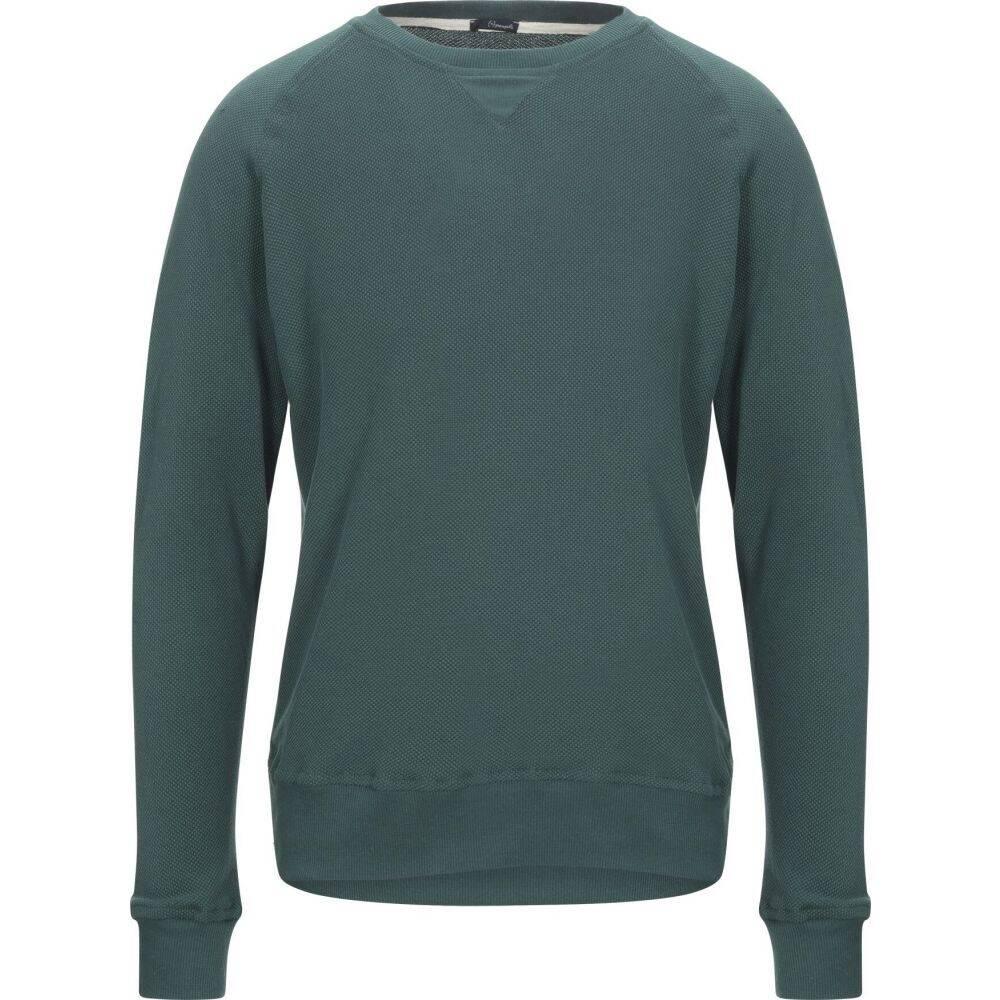プラスピープル (+) PEOPLE メンズ スウェット・トレーナー トップス【sweatshirt】Green