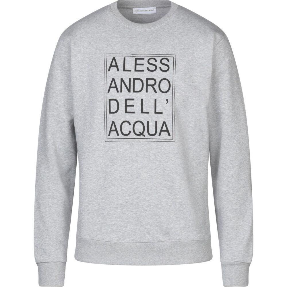 アレッサンドロ デラクア ALESSANDRO DELL'ACQUA メンズ スウェット・トレーナー トップス【sweatshirt】Grey