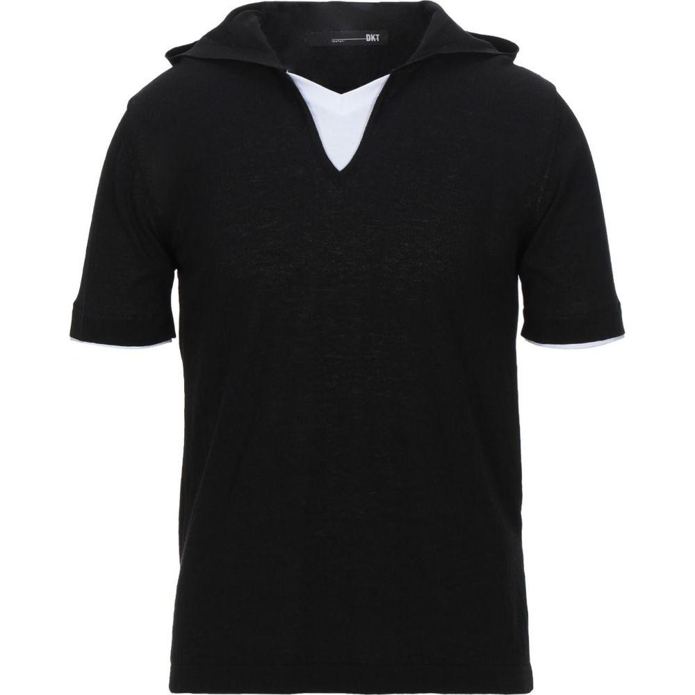 ディクタット 中古 メンズ トップス ニット セーター Black DIKTAT サイズ交換無料 Sweater 推奨
