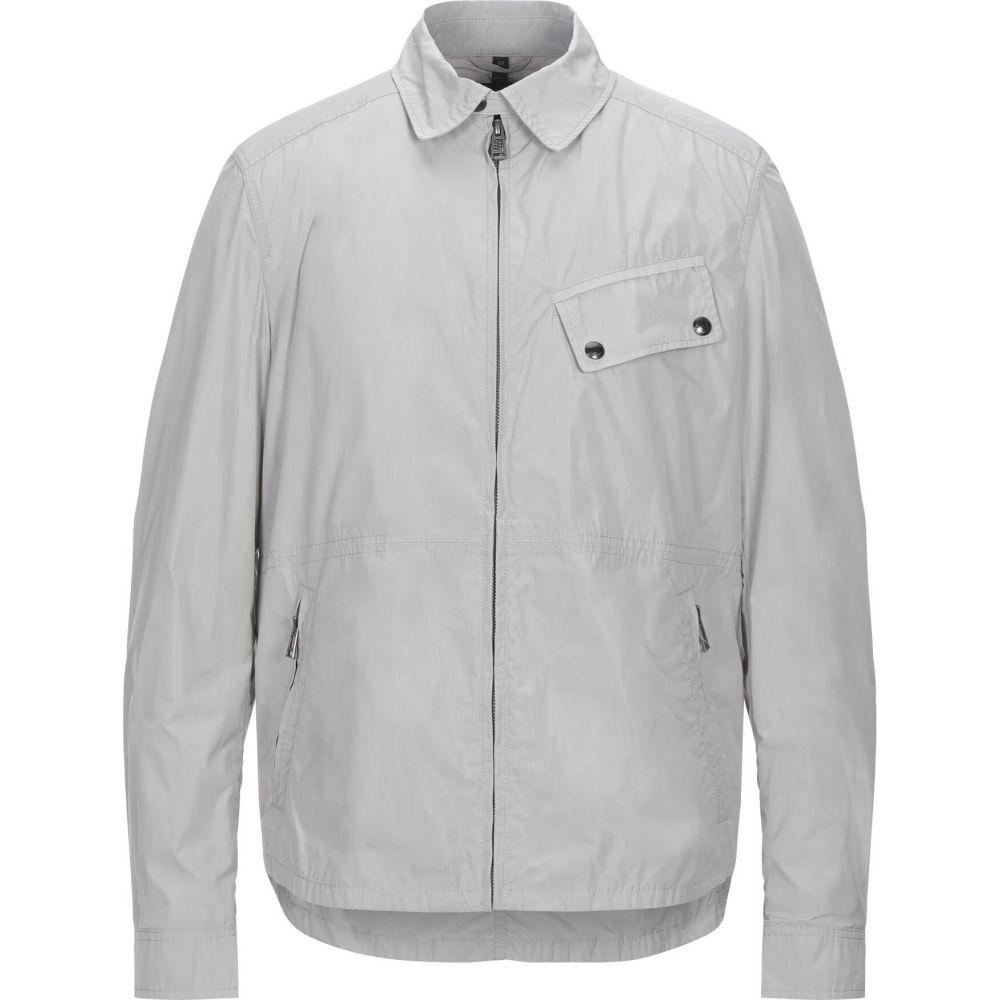 バーゲンで ベルスタッフ BELSTAFF メンズ ジャケット アウター【Jacket】Light grey, 環境対応フィルムプラザ 2ab09960
