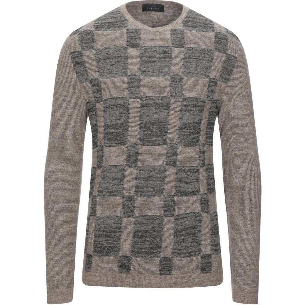 ディクタット メンズ トップス 高品質 ニット セーター Khaki Sweater DIKTAT サイズ交換無料 安い 激安 プチプラ 高品質