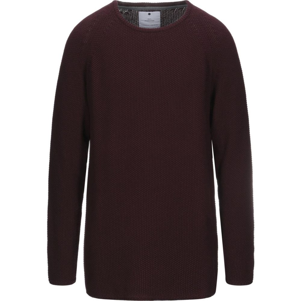レボリューション メンズ お気に入 トップス ニット セーター Deep WEB限定 Sweater サイズ交換無料 REVOLUTION RVLT purple