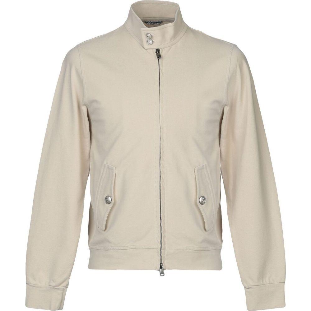 チルコロ1901 CIRCOLO 1901 メンズ スウェット・トレーナー トップス【sweatshirt】Beige