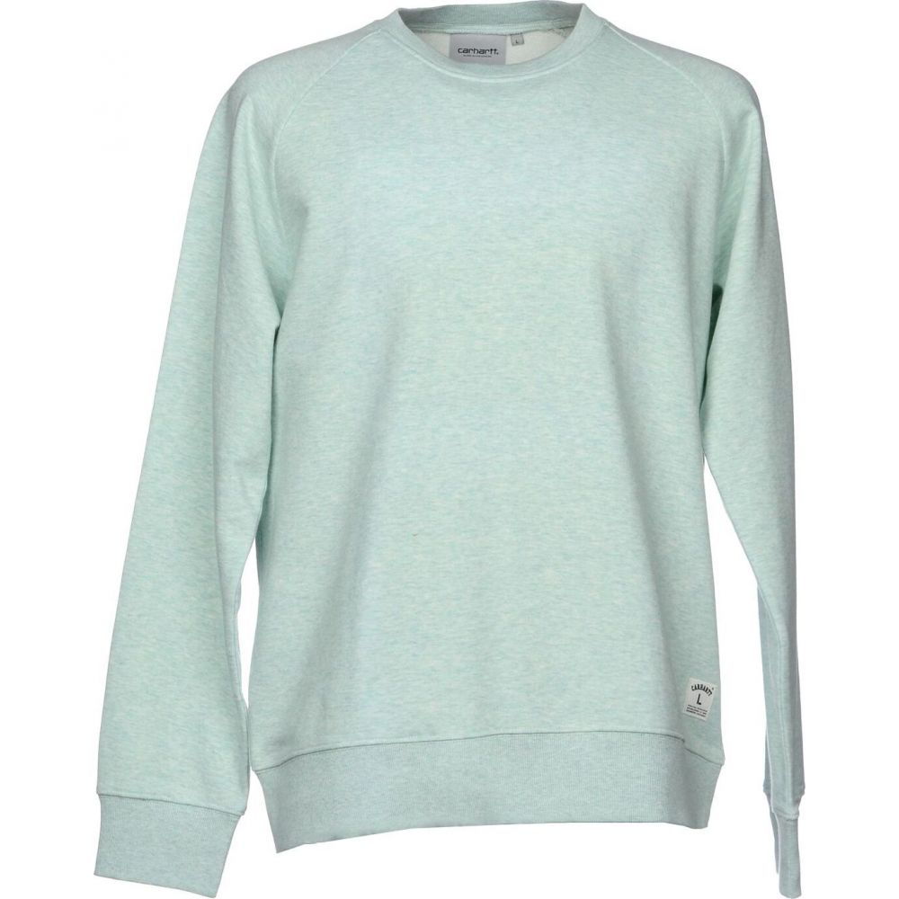 カーハート CARHARTT メンズ スウェット・トレーナー トップス【sweatshirt】Light green