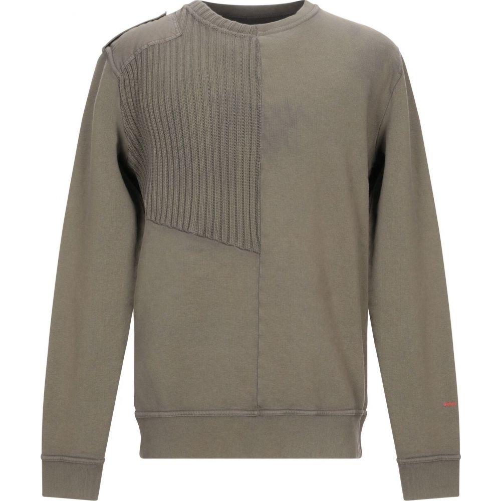 ダミール ドマ DAMIR DOMA メンズ スウェット・トレーナー トップス【sweatshirt】Military green