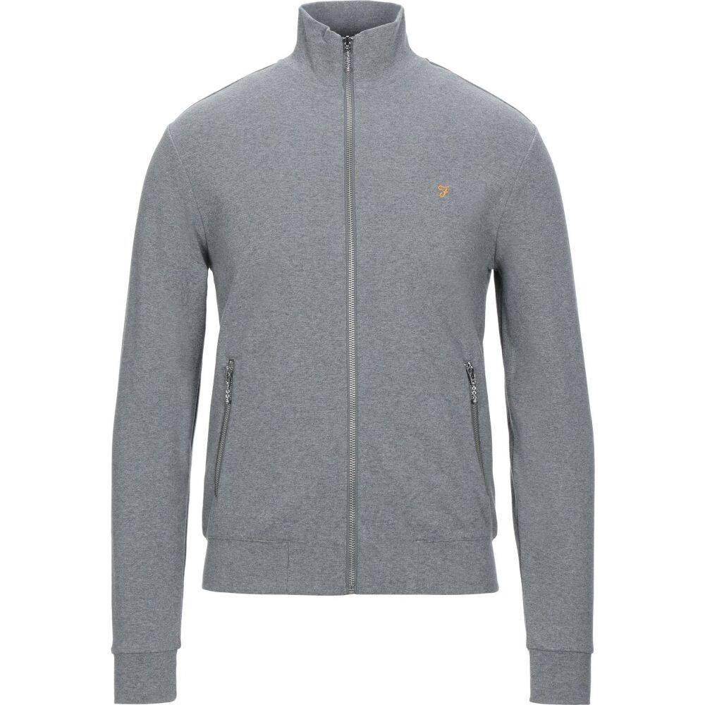 ファーラー FARAH メンズ スウェット・トレーナー トップス【sweatshirt】Grey