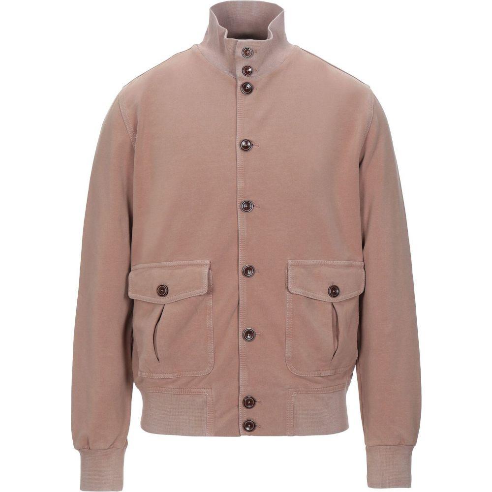 チルコロ1901 CIRCOLO 1901 メンズ スウェット・トレーナー トップス【sweatshirt】Camel