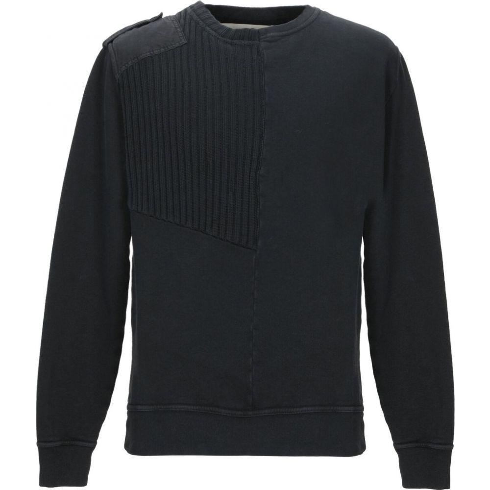 ダミール ドマ DAMIR DOMA メンズ スウェット・トレーナー トップス【sweatshirt】Black