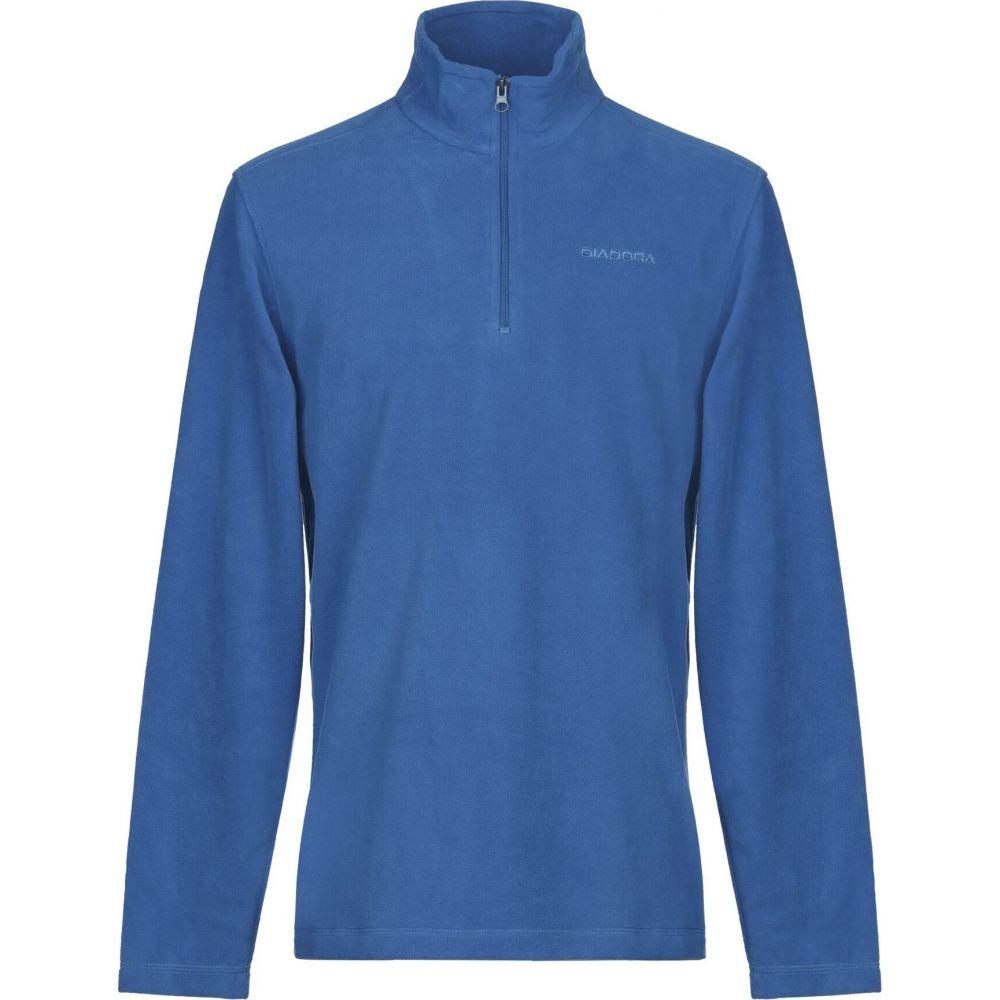 ディアドラ DIADORA メンズ スウェット・トレーナー トップス【sweatshirt】Blue