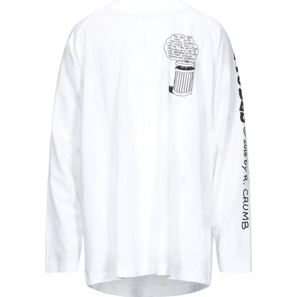 エチュード ETUDES STUDIO メンズ スウェット・トレーナー トップス【sweatshirt】White