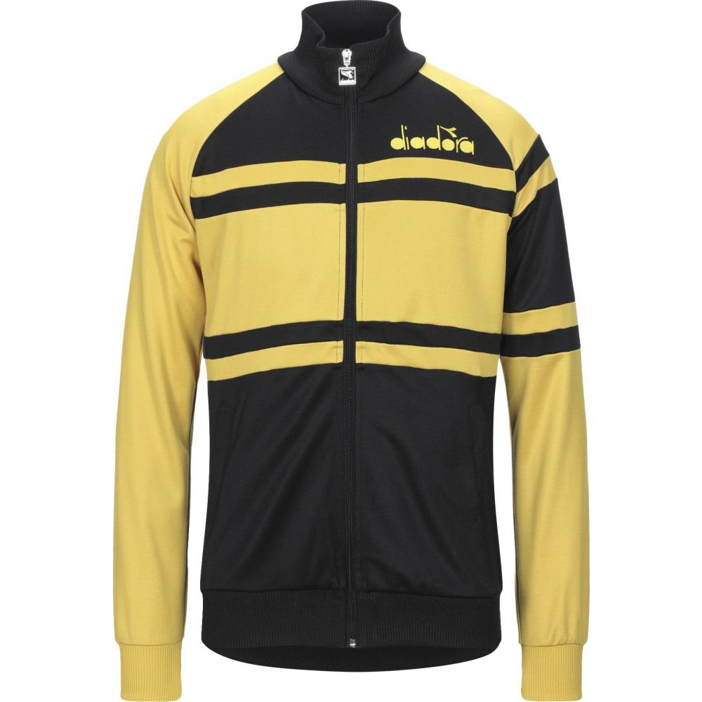 ディアドラ DIADORA メンズ スウェット・トレーナー トップス【sweatshirt】Yellow