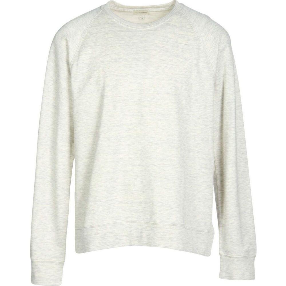 クラブ モナコ CLUB MONACO メンズ スウェット・トレーナー トップス【sweatshirt】Light grey