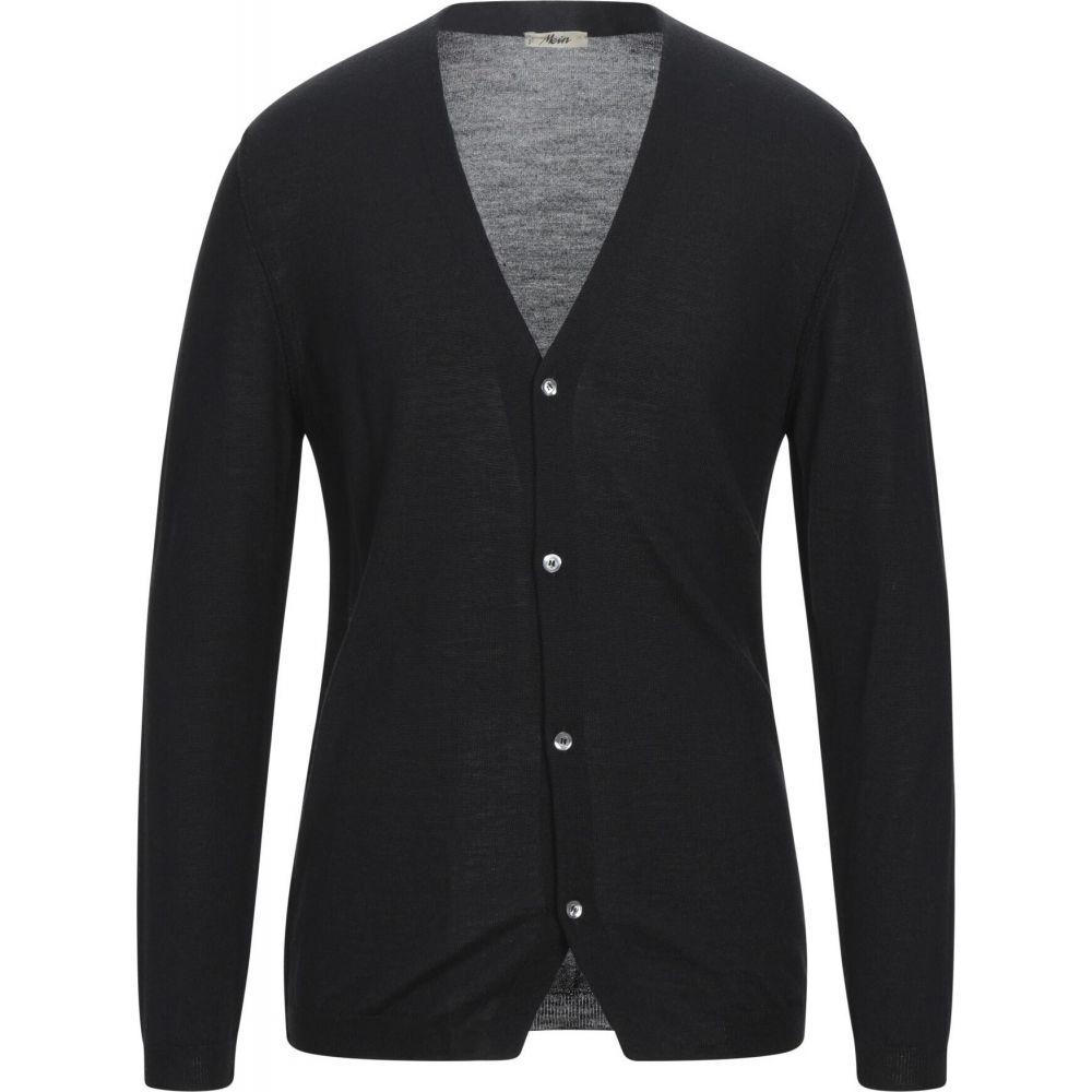メイン メンズ トップス 正規品 送料無料 激安 お買い得 キ゛フト カーディガン サイズ交換無料 Black MEIN Cardigan