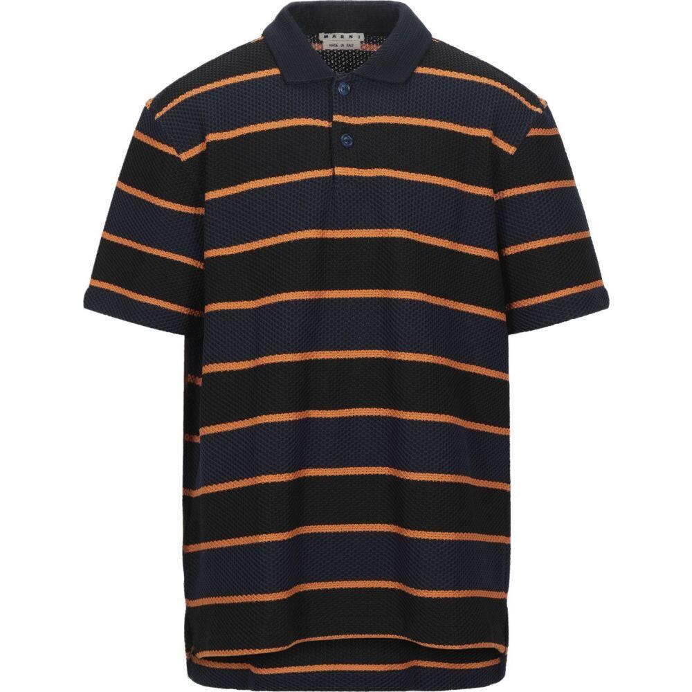 オープニング 大放出セール マルニ MARNI メンズ MARNI ニット・セーター トップス ニット・セーター【Sweater blue】Dark blue, ヒロネットショップ:bebb9360 --- rishitms.com