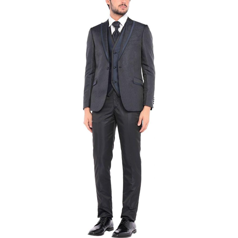 【新作入荷!!】 マエストラミ MAESTRAMI EVOLUTION メンズ スーツ・ジャケット アウター【Suits】Black, 遠賀郡 6d8e4b88