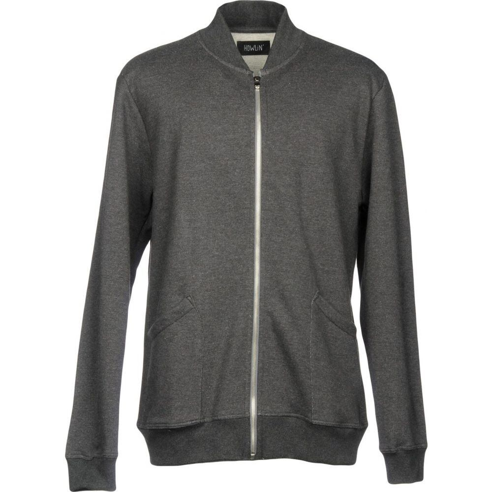 ハウリン HOWLIN' メンズ スウェット・トレーナー トップス【sweatshirt】Lead