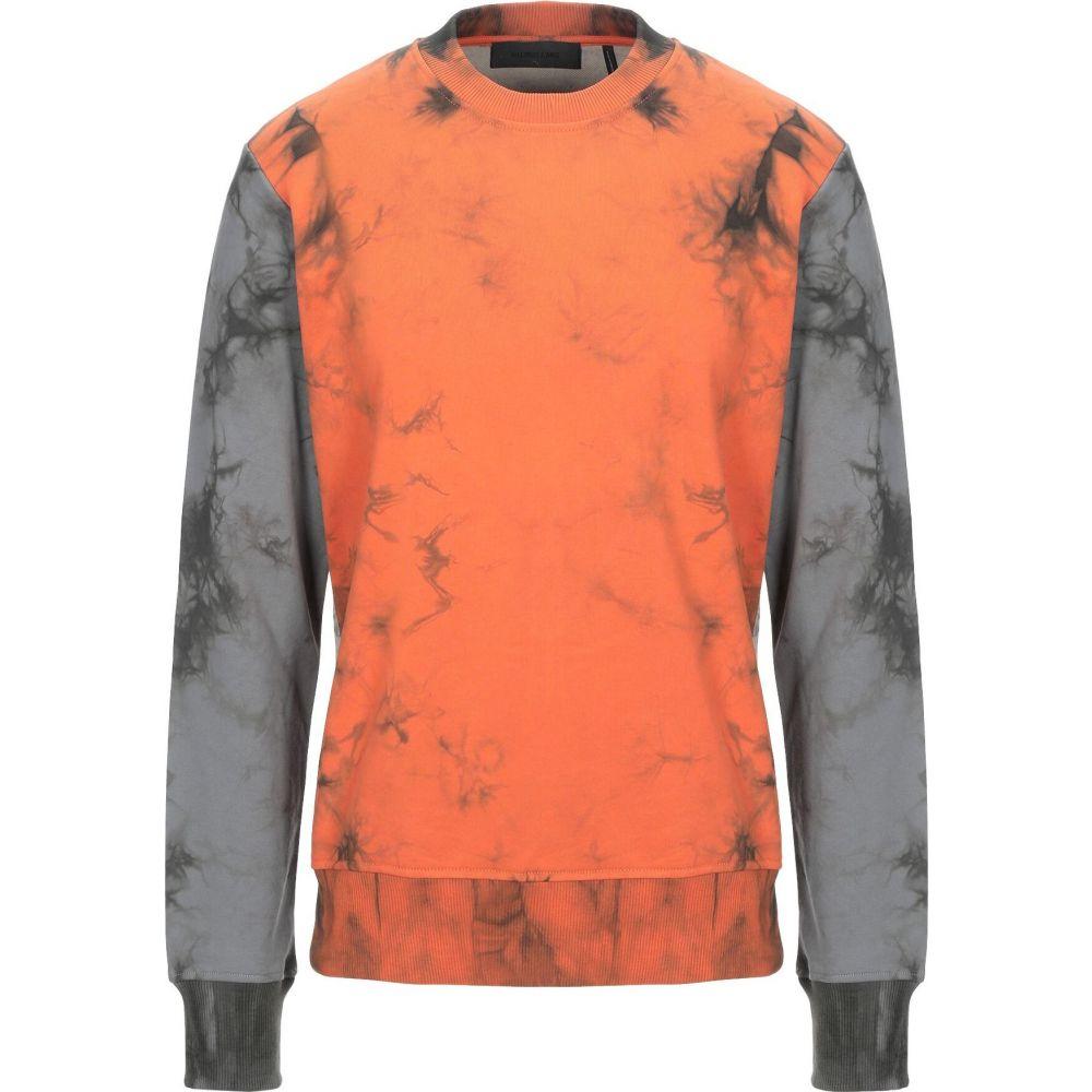 ヘルムート ラング HELMUT LANG メンズ スウェット・トレーナー トップス【sweatshirt】Orange