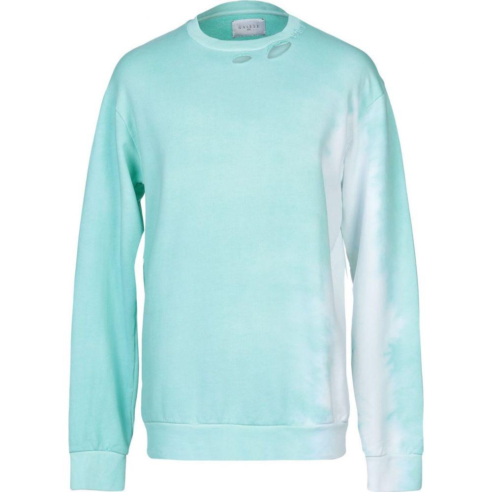 ガエル パリ GAeLLE Paris メンズ スウェット・トレーナー トップス【sweatshirt】Light green