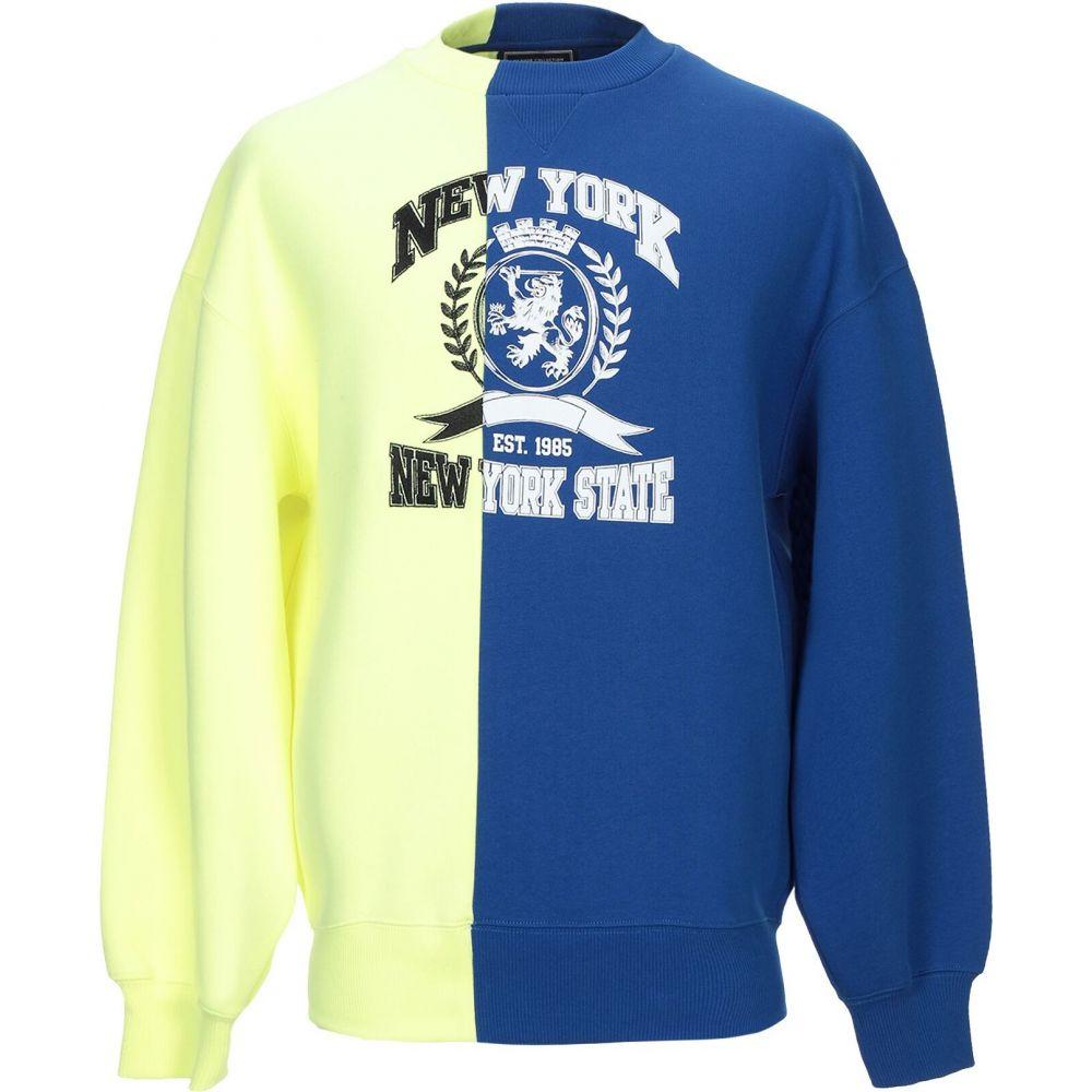 トミー ヒルフィガー HILFIGER COLLECTION メンズ スウェット・トレーナー トップス【sweatshirt】Blue