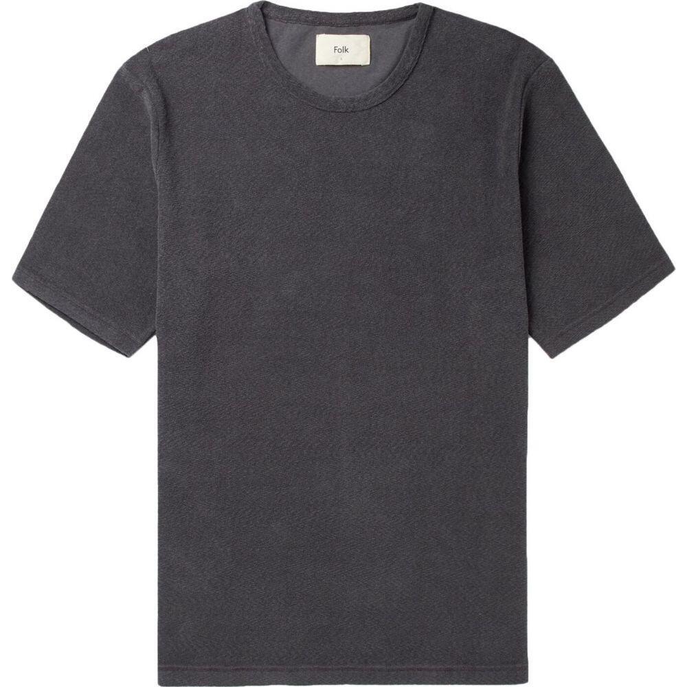 フォーク FOLK メンズ スウェット・トレーナー トップス【sweatshirt】Lead