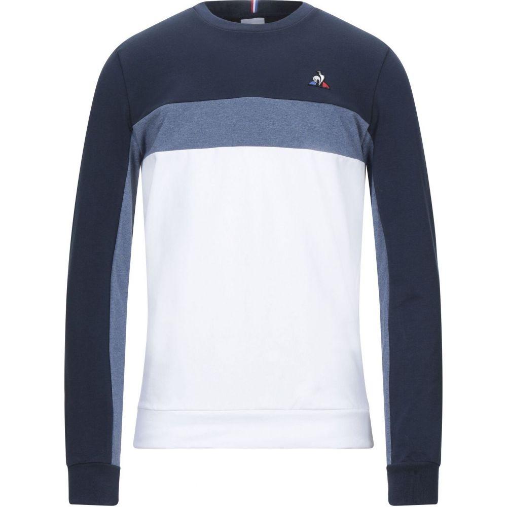 ルコックスポルティフ LE COQ SPORTIF メンズ スウェット・トレーナー トップス【sweatshirt】Dark blue