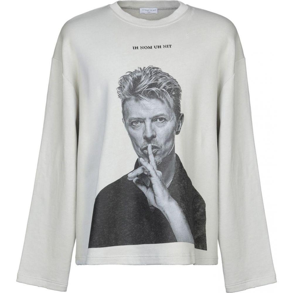 インノミネイト IH NOM UH NIT メンズ スウェット・トレーナー トップス【sweatshirt】Grey