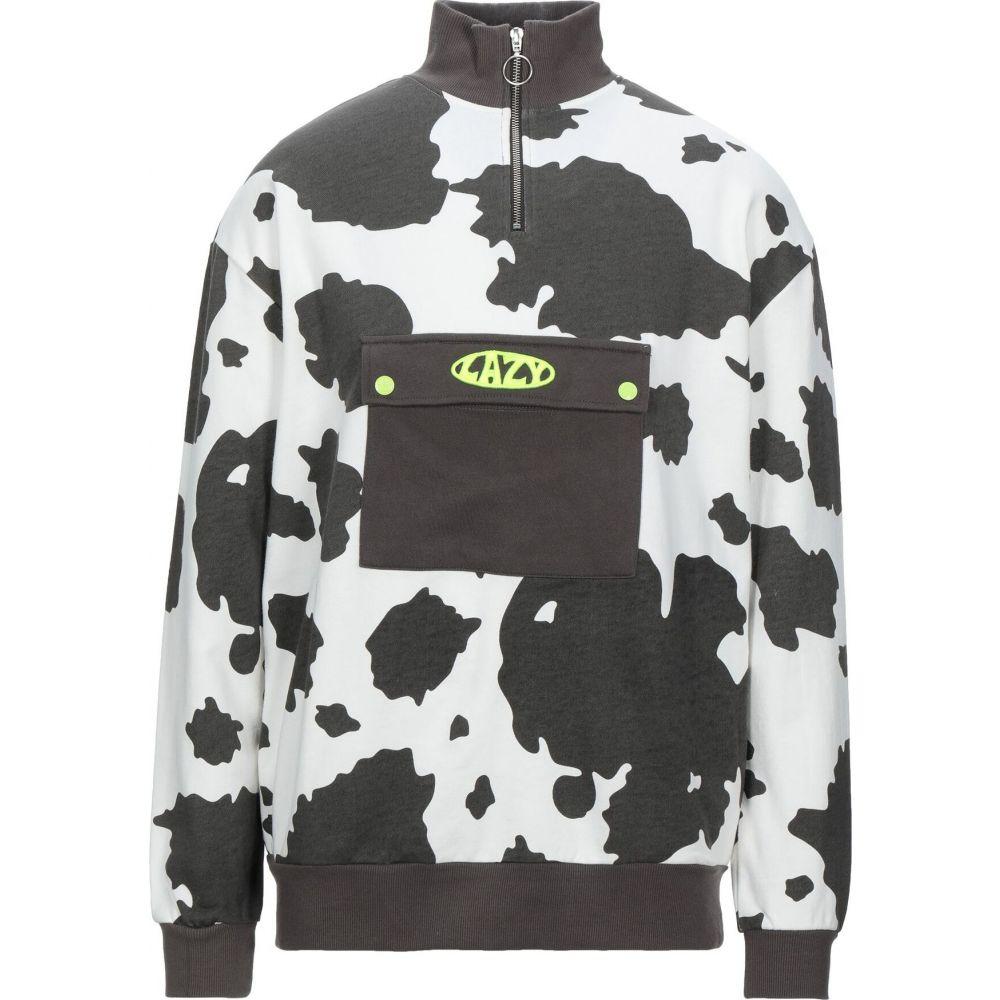 レイジー オーフ LAZY OAF メンズ スウェット・トレーナー トップス【sweatshirt】Lead