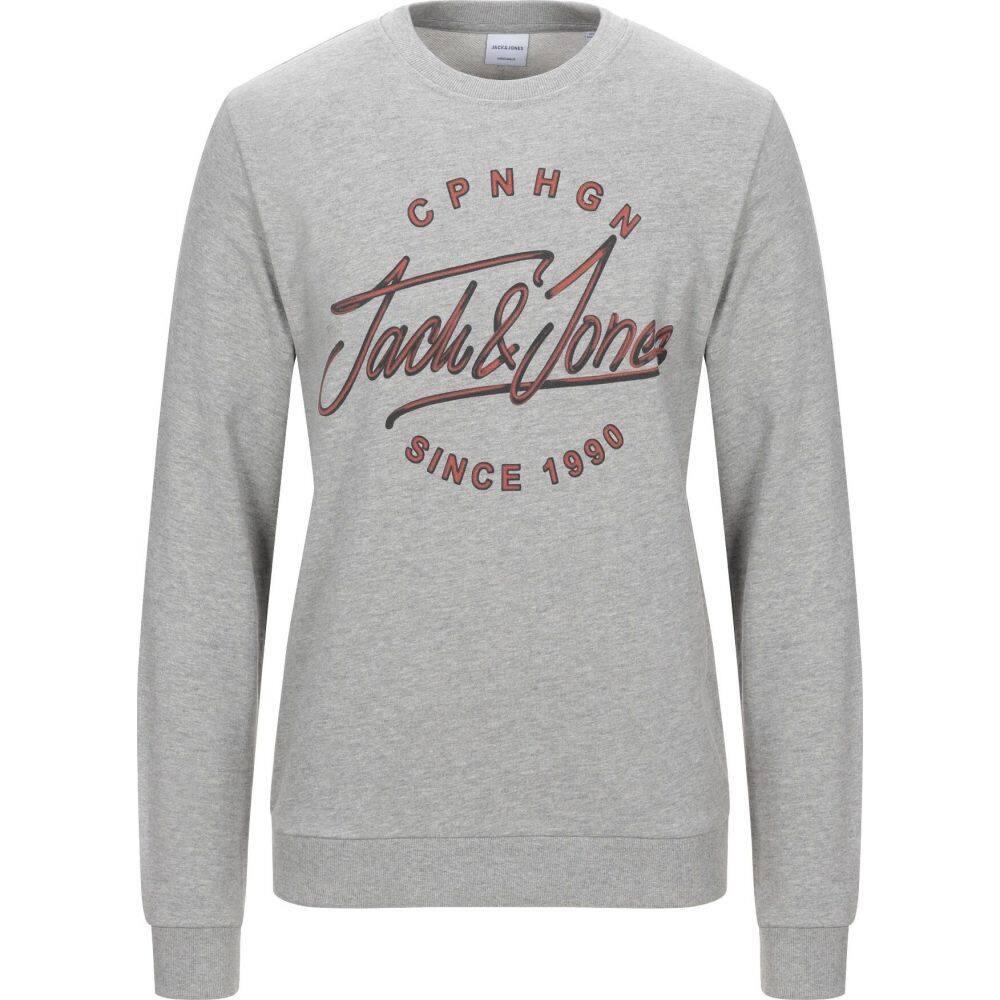 ジャック アンド ジョーンズ JACK & JONES ORIGINALS メンズ スウェット・トレーナー トップス【sweatshirt】Grey