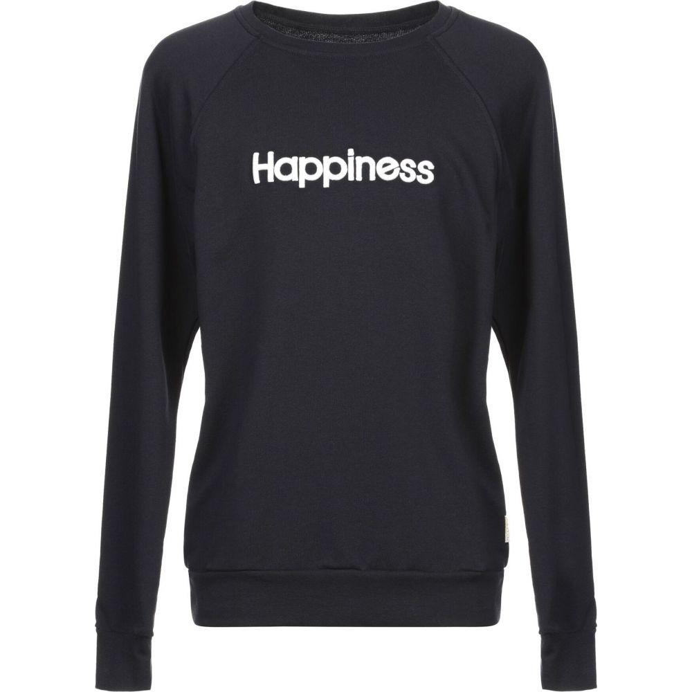 ハピネス HAPPINESS メンズ スウェット・トレーナー トップス【sweatshirt】Dark blue