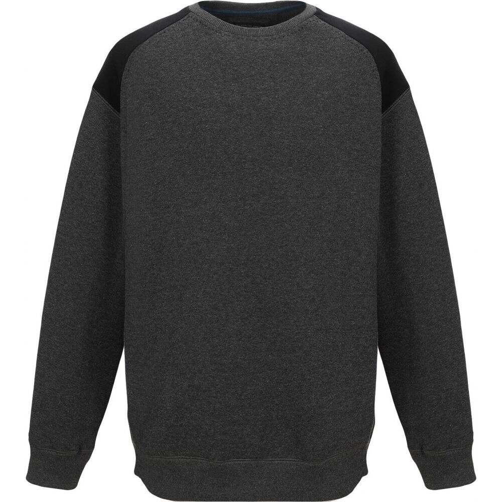 ゲス GUESS メンズ スウェット・トレーナー トップス【sweatshirt】Steel grey