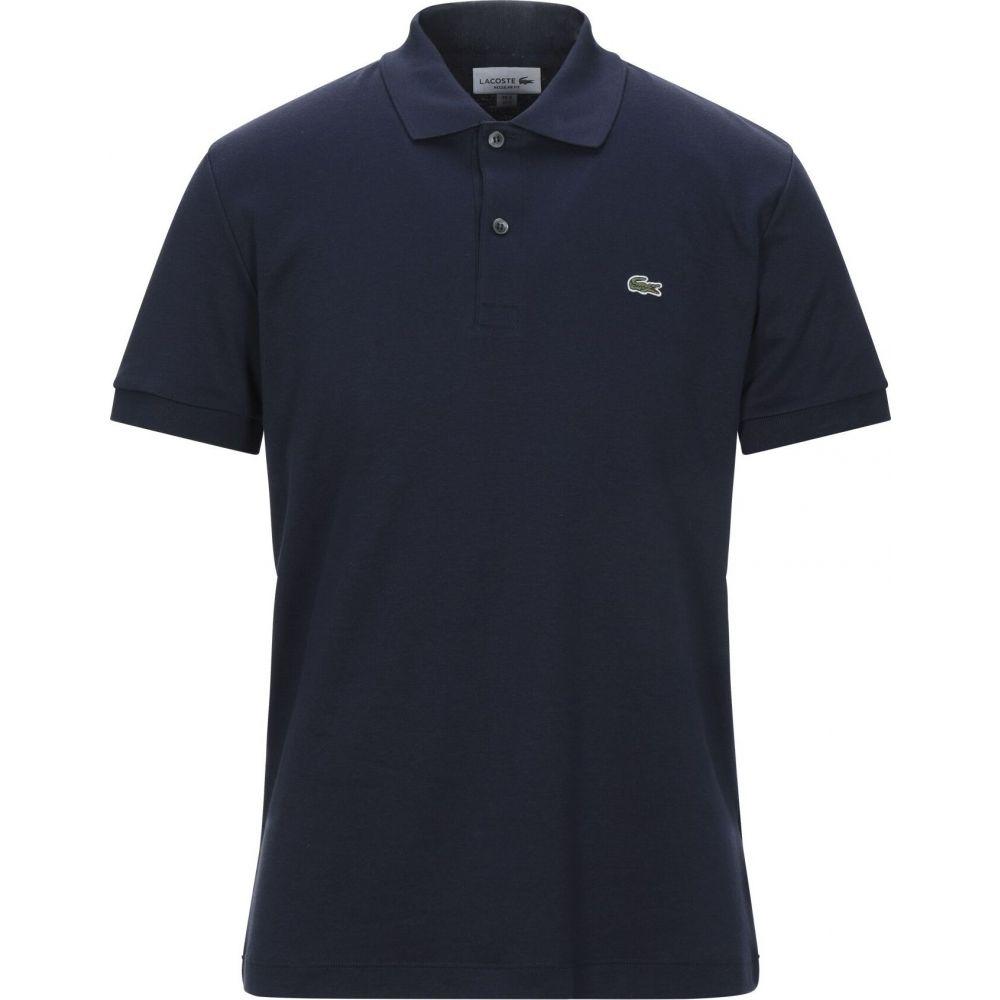 ラコステ LACOSTE メンズ スウェット・トレーナー トップス【sweatshirt】Dark blue
