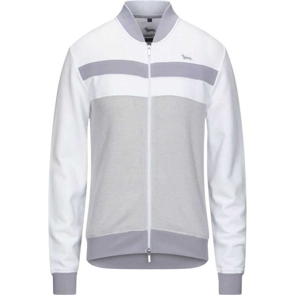 ハーモント アンド ブレイン HARMONT&BLAINE メンズ スウェット・トレーナー トップス【sweatshirt】Dove grey