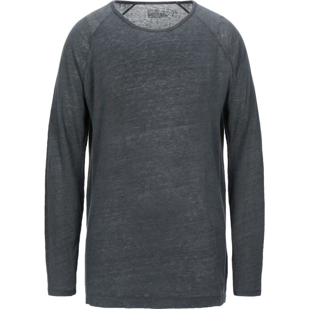 数量限定セール  ケアレーベル CARE LABEL メンズ ニット・セーター トップス【Sweater】Lead, ボックスバンク 440cbb26
