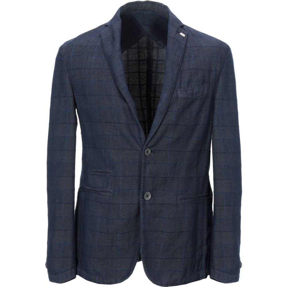 人気特価 バルバッティ BARBATI メンズ スーツ・ジャケット アウター【Blazer】Dark blue, 八雲堂 c552a6c9