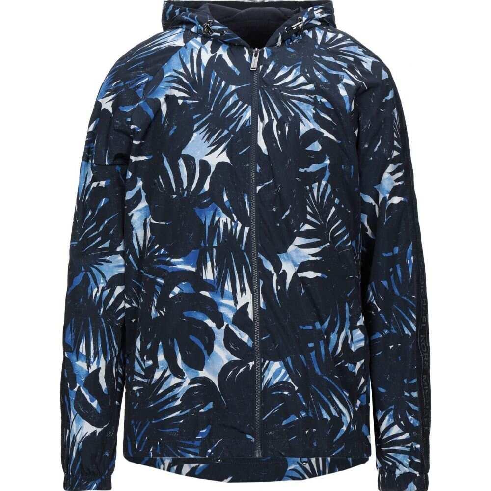 【数量限定】 マイケル コース MICHAEL KORS MENS メンズ ジャケット アウター【Jacket】Dark blue, 亘理町 50ac4c3b