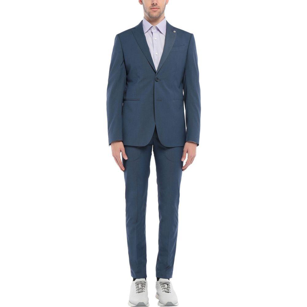 数量限定セール  バルバッティ BARBATI メンズ スーツ・ジャケット アウター【Suits】Blue, PEDAL 440be433