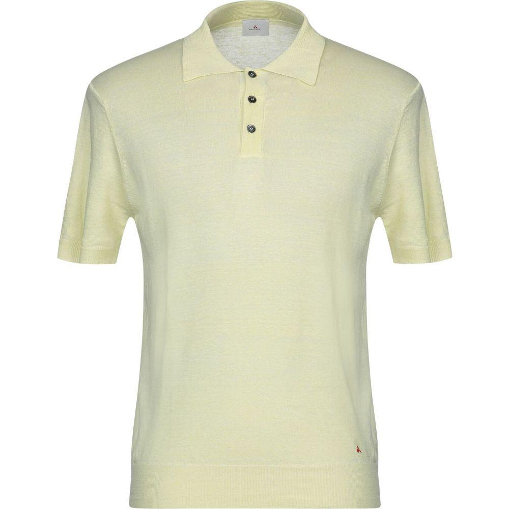 ピューテリー メンズ トップス ニット セーター Light yellow sweater 送料0円 メーカー再生品 サイズ交換無料 PEUTEREY