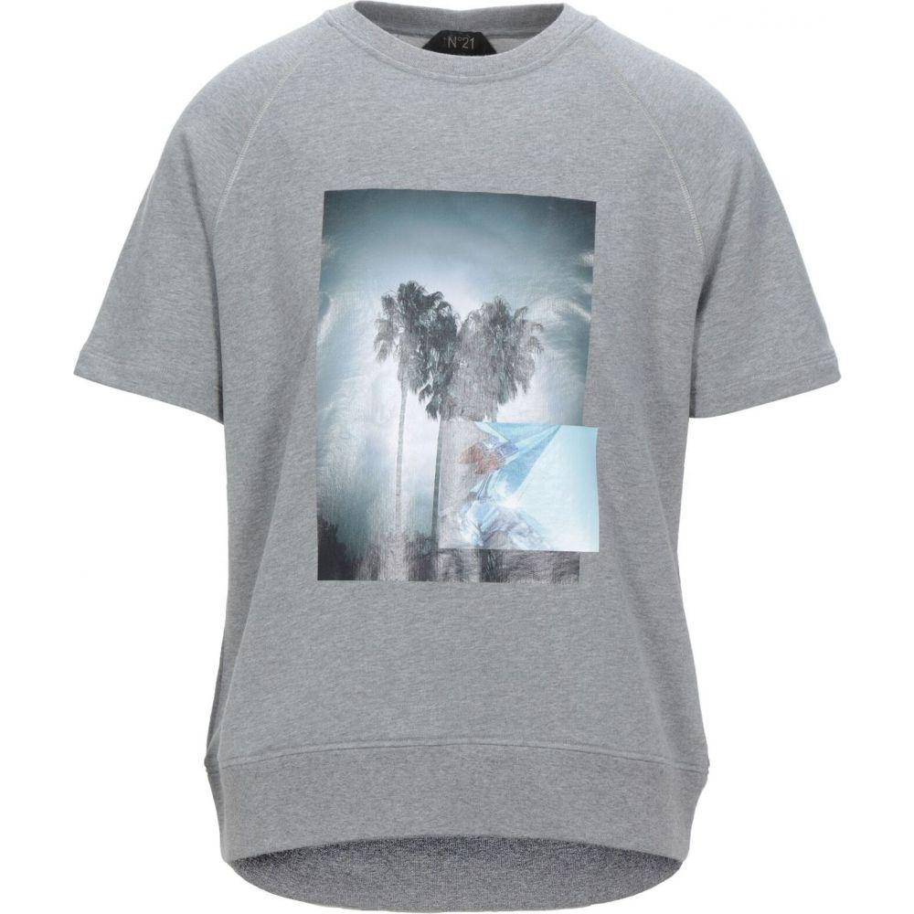 ヌメロ ヴェントゥーノ N21 メンズ スウェット・トレーナー トップス【sweatshirt】Grey