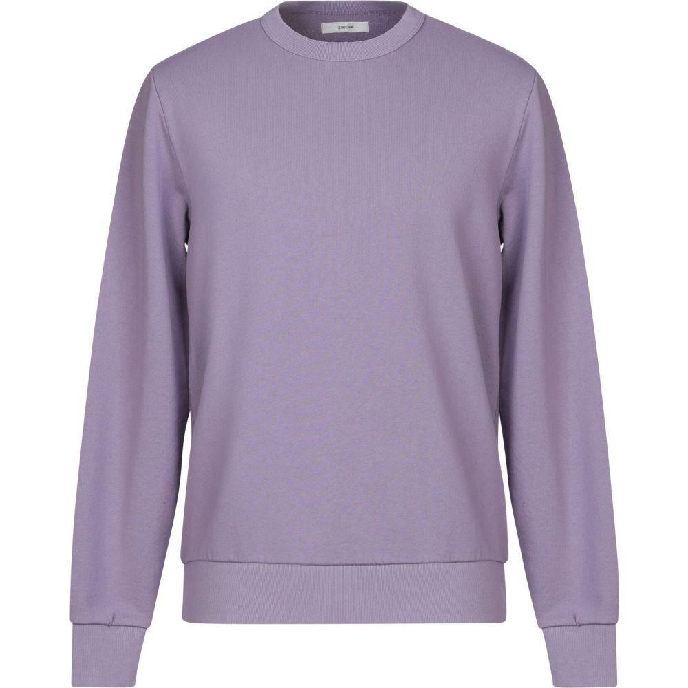 マウロ グリフォーニ MAURO GRIFONI メンズ スウェット・トレーナー トップス【sweatshirt】Lilac