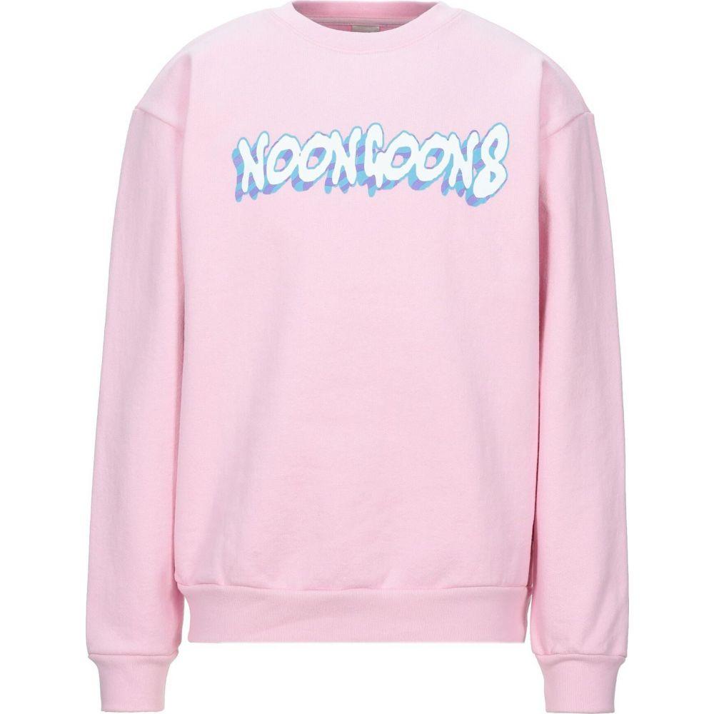ヌーン グーンズ NOON GOONS メンズ スウェット・トレーナー トップス【sweatshirt】Pink