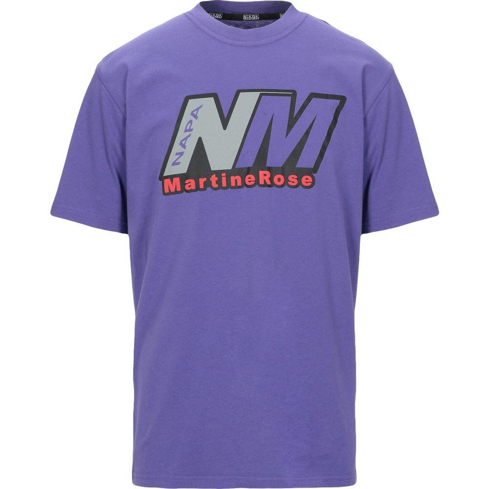 ナパピリ NAPAPIJRI メンズ スウェット・トレーナー トップス【sweatshirt】Light purple