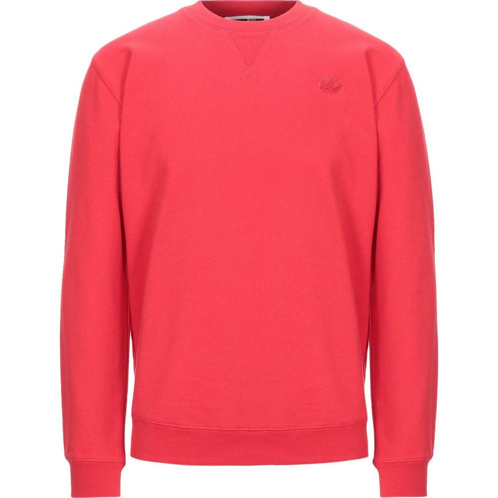 アレキサンダー マックイーン McQ Alexander McQueen メンズ スウェット・トレーナー トップス【sweatshirt】Red