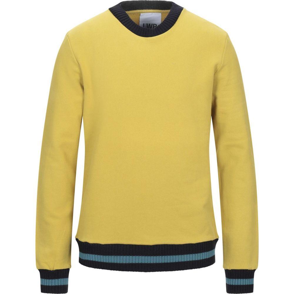 ロウブランド LOW BRAND メンズ スウェット・トレーナー トップス【sweatshirt】Ocher