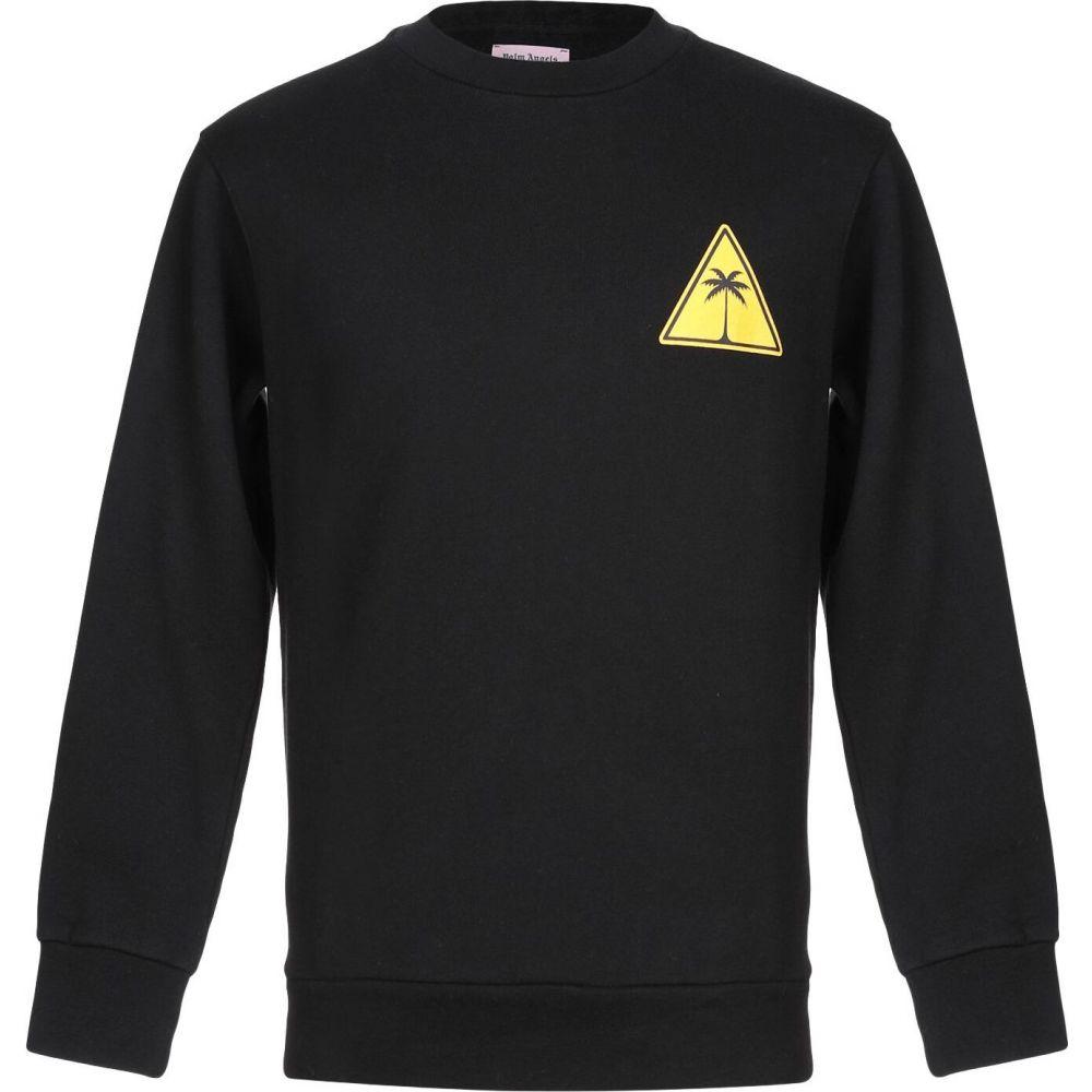 パーム エンジェルス PALM ANGELS メンズ スウェット・トレーナー トップス【sweatshirt】Black