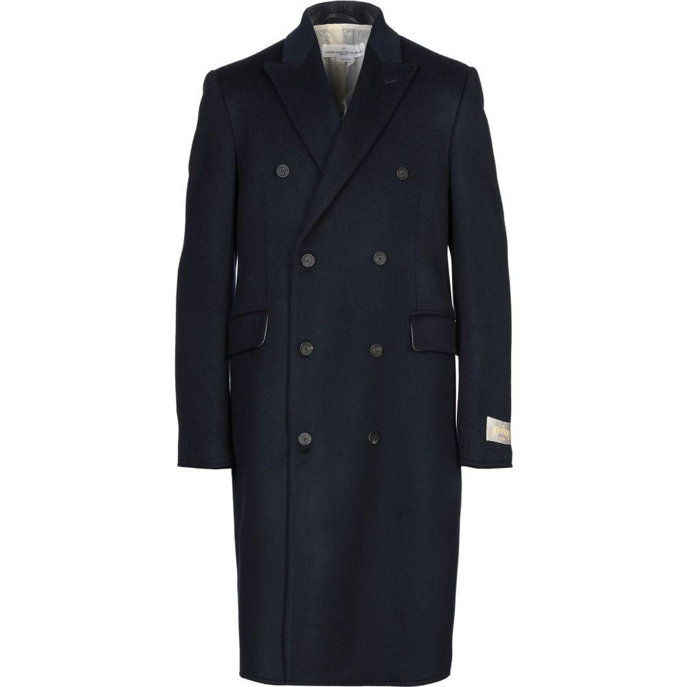 注目のブランド ゴールデン BRAND グース GOLDEN GOOSE DELUXE BRAND メンズ DELUXE GOLDEN コート アウター【coat】Dark blue, e-フラワー:06481b5e --- kalpanafoundation.in